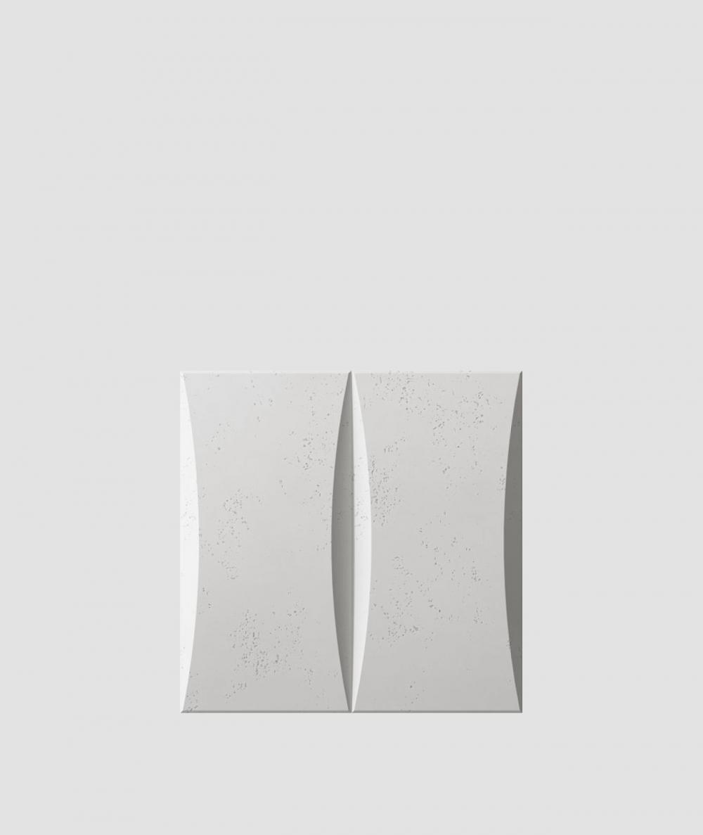 VT - PB20 (S51 ciemno szary 'mysi') BLOK - panel dekor 3D beton architektoniczny