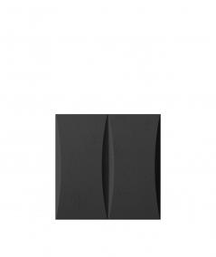 VT - PB20 (B15 czarny) BLOK - panel dekor 3D beton architektoniczny