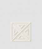 VT - PB22 (B0 biały) Slab 2 - panel dekor 3D beton architektoniczny