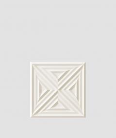 PB22 (B0 white) Slab 2 - 3D architectural concrete decor panel