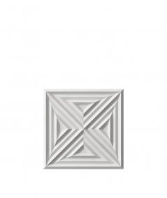 VT - PB22 (S51 dark gray - mouse) Slab 2 - 3D architectural concrete decor panel