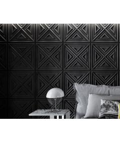 VT - PB22  (B8 antracyt) Slab 2 - panel dekor 3D beton architektoniczny