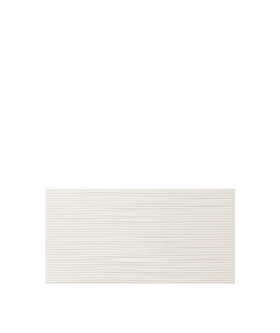 VT - PB23 (B0 white) Wave 2 - 3D architectural concrete decor panel