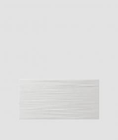 VT - PB23 (S95 light gray - dove) Wave 2 - 3D architectural concrete decor panel