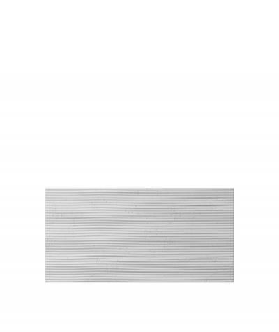 PB23 (S96 dark gray) Wave 2 - 3D architectural concrete decor panel