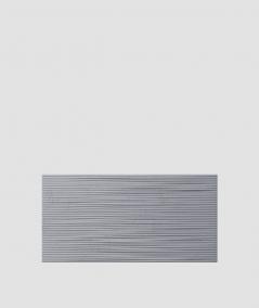 VT - PB23 (B8 anthracite) Wave 2 - 3D architectural concrete decor panel