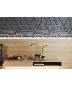 VT - PB27 (KS kość słoniowa) Kor - panel dekor 3D beton architektoniczny