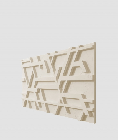 PB27 (KS ivory) Kor - 3D architectural concrete decor panel