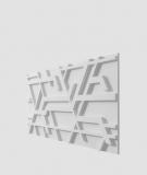 VT - PB27 (S50 jasny szary - mysi) Kor - panel dekor 3D beton architektoniczny