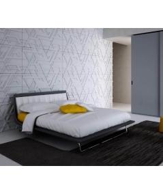 VT - PB27 (BS śnieżno biały) Kor - panel dekor 3D beton architektoniczny