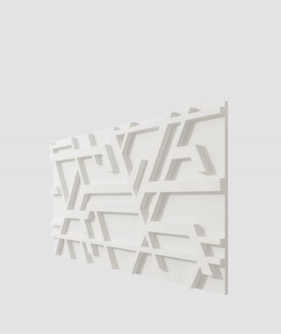 PB27 (BS snow white) Kor - 3D architectural concrete decor panel
