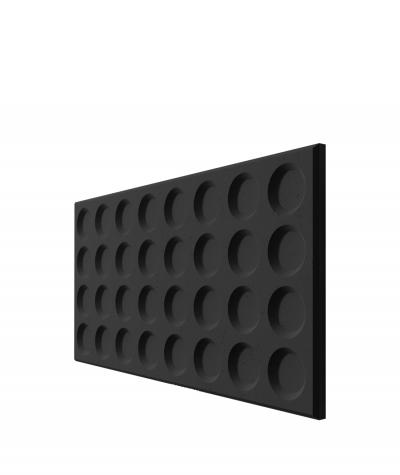VT - PB28 (B15 black) Grid- 3D architectural concrete decor panel