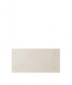VT - PB30 (KS kość słoniowa) Standard - panel dekor 3D beton architektoniczny