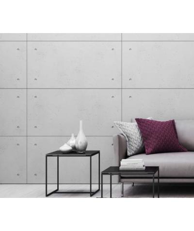 PB30 (S51 dark gray 'mouse') Standard- 3D architectural concrete decor panel