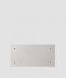 VT - PB30 (S51 ciemny szary - mysi) Standard - panel dekor 3D beton architektoniczny
