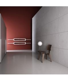 VT - PB30 (S95 light gray - dove) Standard- 3D architectural concrete decor panel