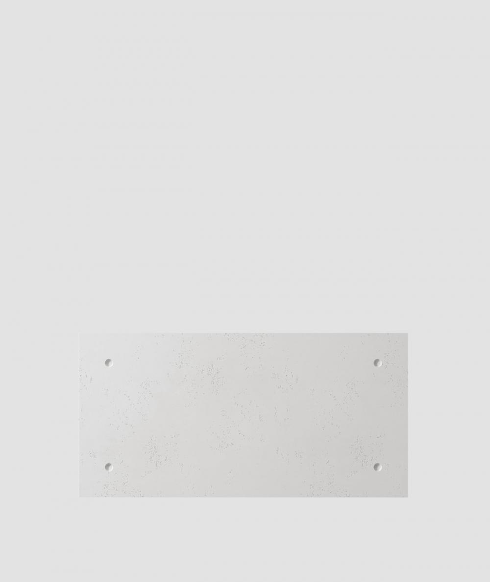 VT - PB30 (S95 jasny szary 'gołąbkowy') Standard - panel dekor 3D beton architektoniczny