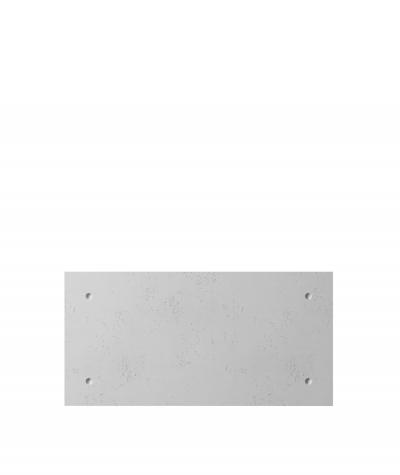 VT - PB30 (S96 ciemny szary) Standard - panel dekor 3D beton architektoniczny