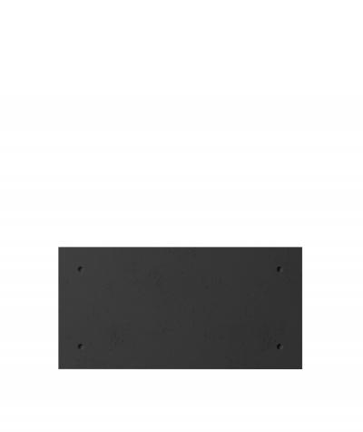 VT - PB30 (B15 czarny) Standard - panel dekor 3D beton architektoniczny