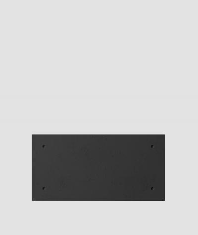 PB30 (B15 black) Standard- 3D architectural concrete decor panel