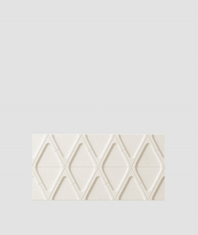 PB31 (B0 white) Module V - 3D architectural concrete decor panel