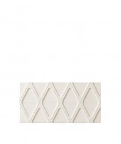 VT - PB31  (B0 biały) Moduł V - panel dekor 3D beton architektoniczny