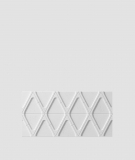 VT - PB31 (B1 siwo biały) Moduł V - panel dekor 3D beton architektoniczny