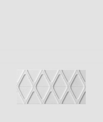 VT - PB31 (B1 gray white) Module V - 3D architectural concrete decor panel