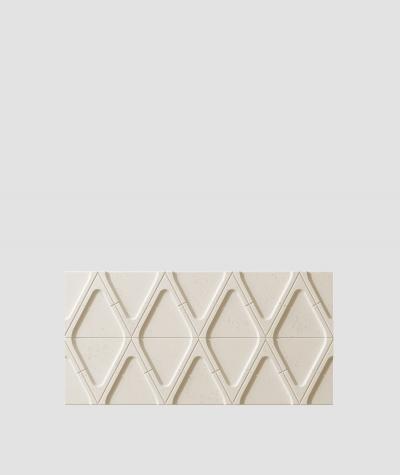 PB31 (KS ivory) Module V - 3D architectural concrete decor panel