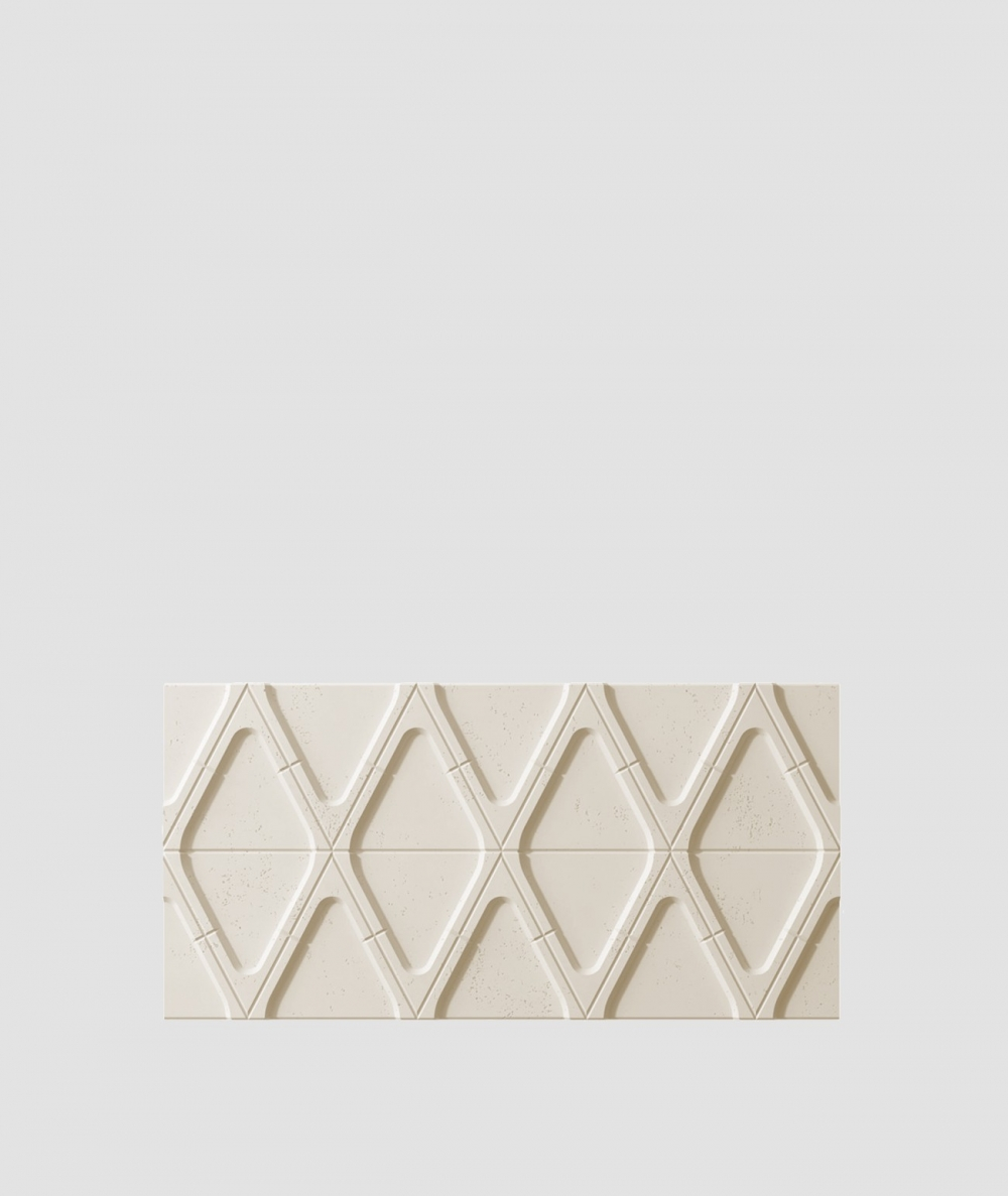 VT - PB31 (KS ivory) Module V - 3D architectural concrete decor panel