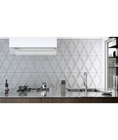 VT - PB31 (S50 light gray - mouse) Module V - 3D architectural concrete decor panel