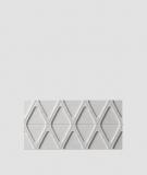 VT - PB31 (S51 ciemny szary 'mysi') Moduł V - panel dekor 3D beton architektoniczny