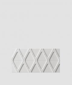 VT - PB31 (S95 jasno szary 'gołąbkowy') Moduł V - panel dekor 3D beton architektoniczny