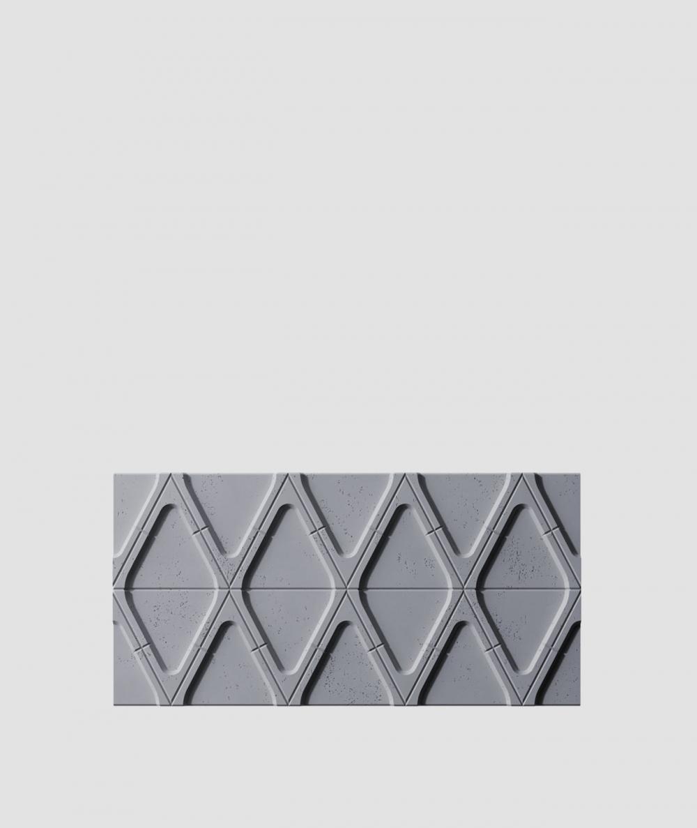 VT - PB31 (B8 antracyt) Moduł V - panel dekor 3D beton architektoniczny