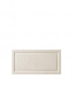 PB33a (KS ivory) Frame - 3D architectural concrete decor panel