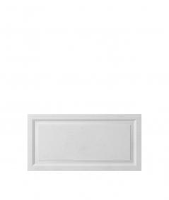 VT - PB33a (S50 jasny szary 'mysi') Rama - panel dekor 3D beton architektoniczny