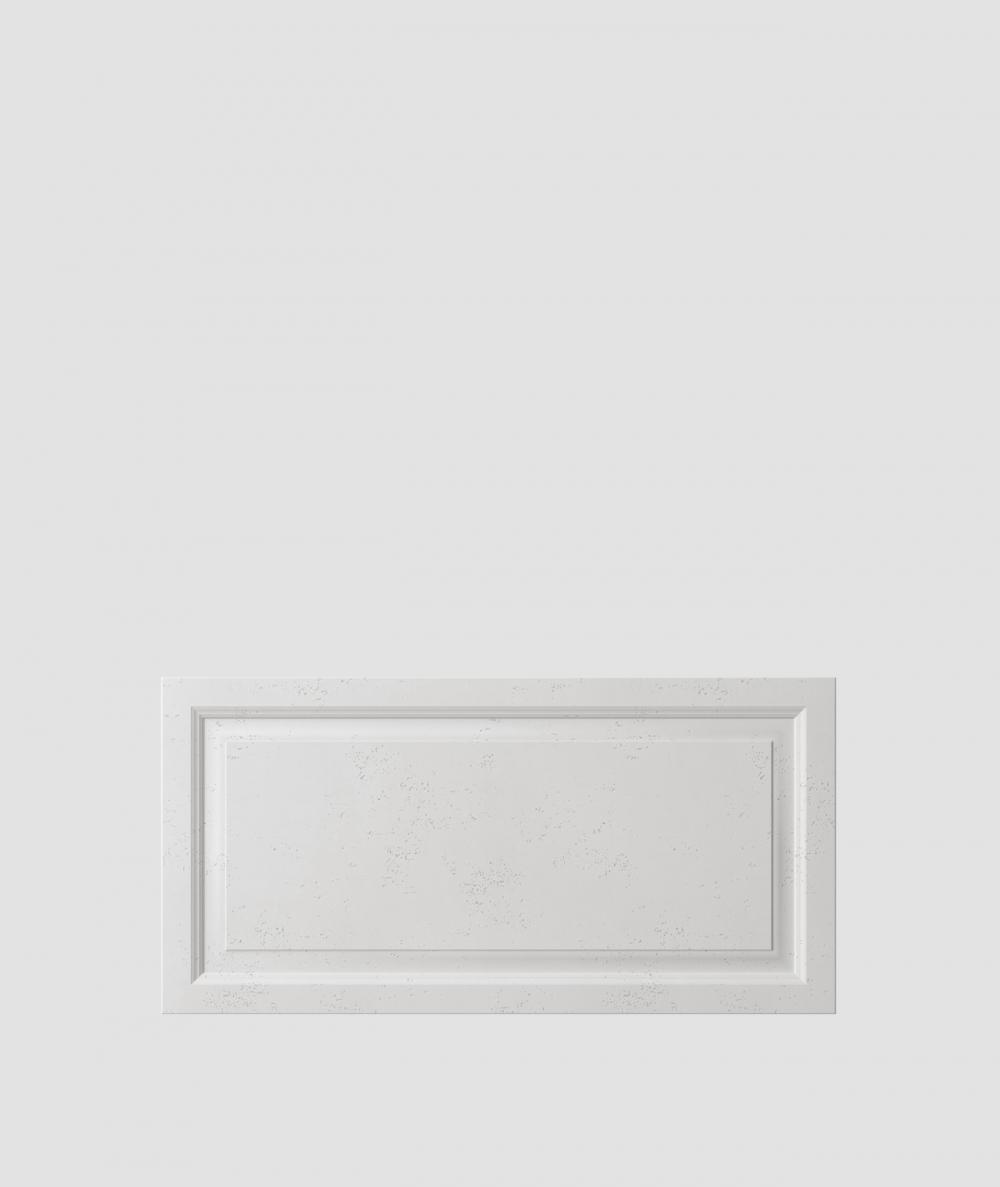 VT - PB33a  (S95 jasny szary 'gołąbkowy') Rama - panel dekor 3D beton architektoniczny