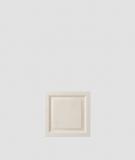 VT - PB33b (KS kość słoniowa) Rama - panel dekor 3D beton architektoniczny