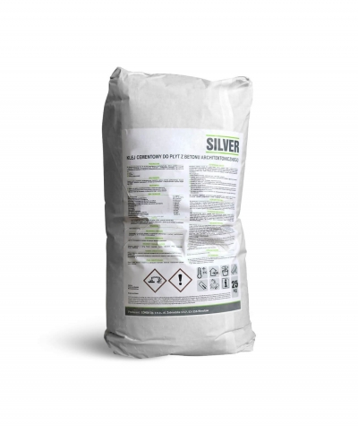 VT Cement adhesive glue - SILVER C2TE