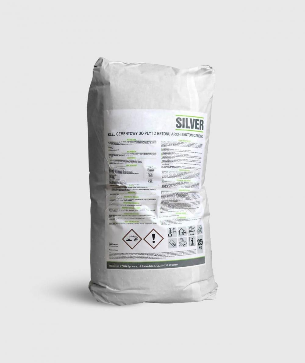 VT Klej cementowy - SILVER typu C2TE