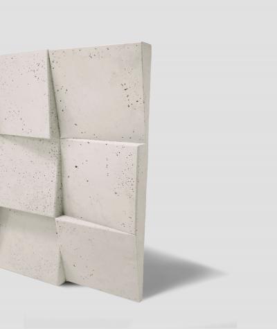 VT - PB16 (KS ivory) COCO 2 - 3D architectural concrete decor panel