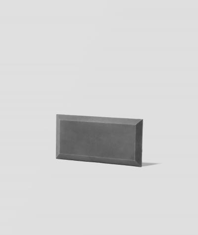 DS choco 3D (antracyt) - beton architektoniczny
