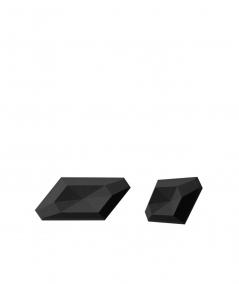 VT - PB02 (B15 czarny) DIAMENT - panel dekor 3D beton architektoniczny