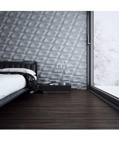 VT - PB02 (BS snow white) DIAMOND - 3D architectural concrete decor panel