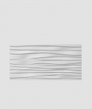 VT - PB03 (S50 jasny szary 'mysi') FALA - panel dekor 3D beton architektoniczny