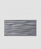 VT - PB03 (B8 antracyt) FALA - panel dekor 3D beton architektoniczny