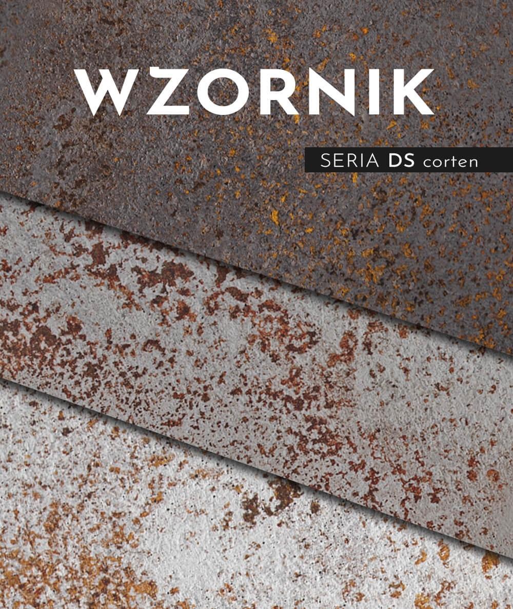 DS series concrete slab sampler (corten)