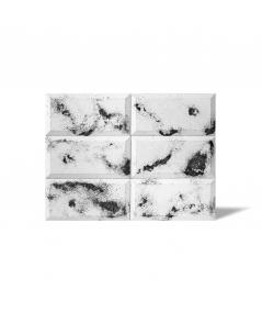 DS choco 3D (white) - architectural concrete