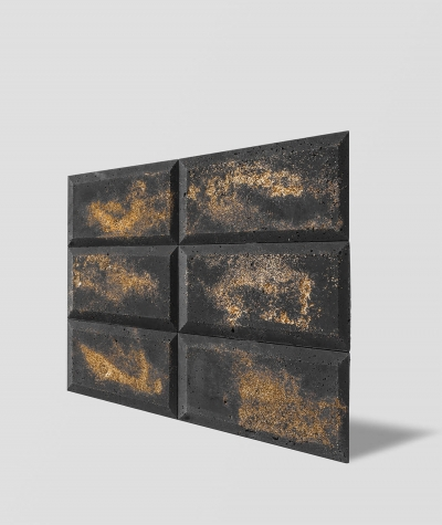 DS Choco (grafit - złote...