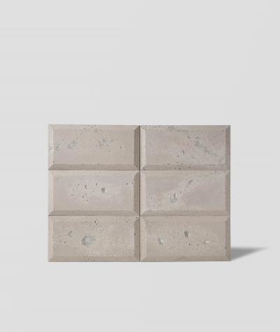 DS Choco 3D (cappuccino) - architectural concrete